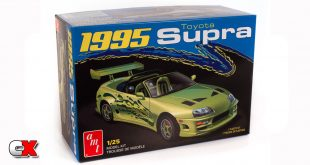 AMT 1995 Toyota Supra Model Kit | CompetitionX