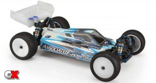 JConcepts S2 Body - Team Associated B74.2 | CompetitionX