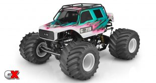 JConcepts Gozer Monster Truck Body   CompetitionX