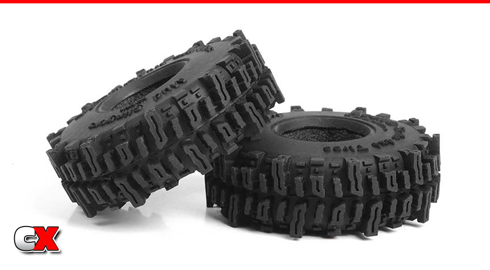 RC4WD Mud Slinger 1.0 Scale Tires | CompetitionX