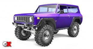 Redcat Racing GEN8 V2 Scout Scale Crawler RTR | CompetitionX