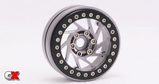 Sweep Racing Spiral 1.9 Aluminum Beadlock Wheels | CompetitionX