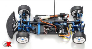 Tamiya TA07 MSX Chassis   CompetitionX