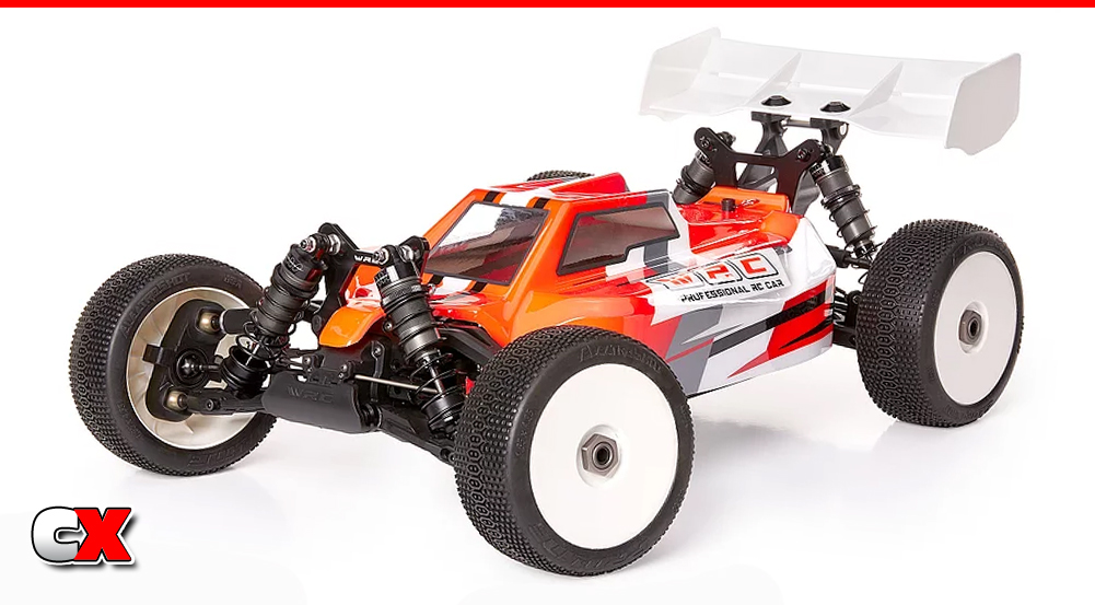 WRC SBXE.1 1/8 Scale Offroad E-Buggy | CompetitionX