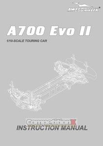 Awesomatix A700 EVO II Manual