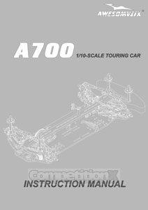 Awesomatix A700 Manual