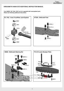 Awesomatix A800XA EVO USA Spec Manual