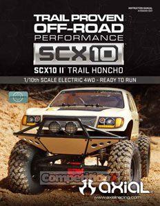 Axial SCX10 II Trail Honcho RTR Manual