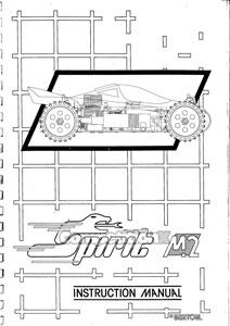 Berton Spirit M2 Manual