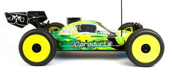 JQ Products THE Car