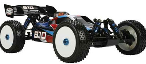 Losi 810 1/8th Buggy