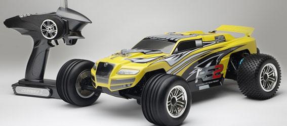 Speed Passion RS2 Stadium Truck