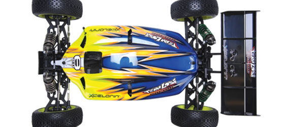 Team Losi 8ight Race Roller