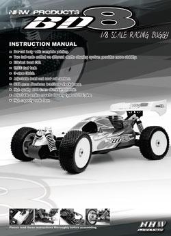 Nanda Racing Manuals