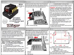 Tekin ESC Manuals