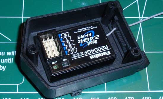 HPI Savage XS SS Build - Part 138