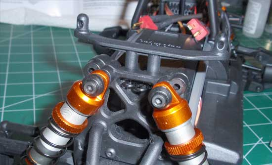 HPI Savage XS SS Build - Step 157