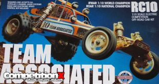 Team Associated RC10 Build