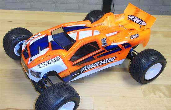 Team Associated Factory Team T4.2 Build