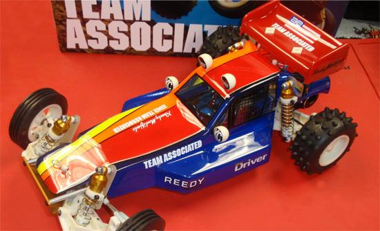 Team Associated RC10 Classic Build - Step 120