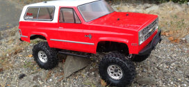 Vaterra 1986 Chevrolet K5 Blazer Ascender Build