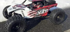 Axial Yeti XL Build