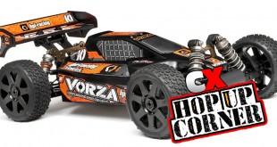 Hop Up Corner: HPI Vorza 1:8 Scale