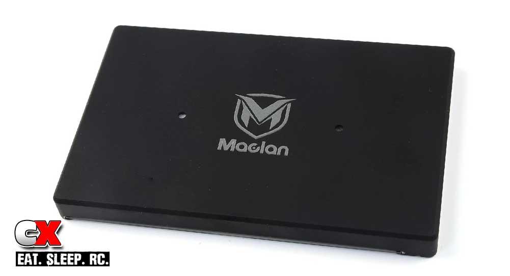 Maclan Racing Magnetic Parts Tray