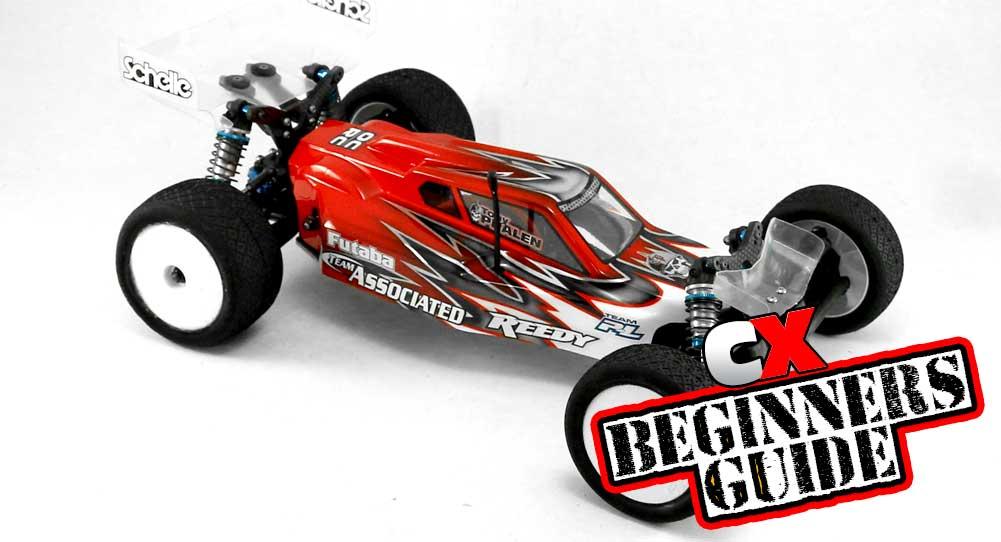 Stock / Spec Racing Weight Reduction Program - Team Associated B6D