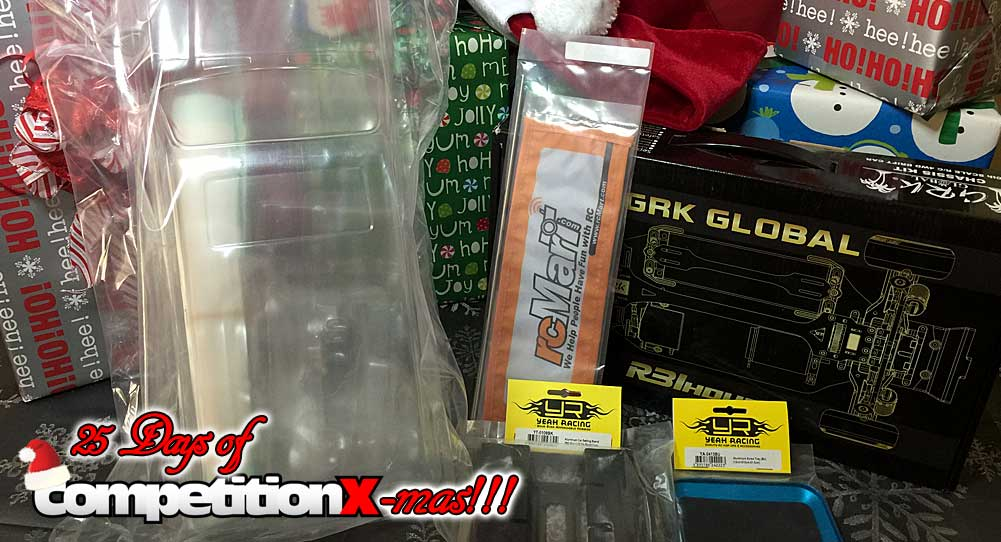 25 Days of CompetitionX-mas – rcMart Kicks in Some Great Prizes