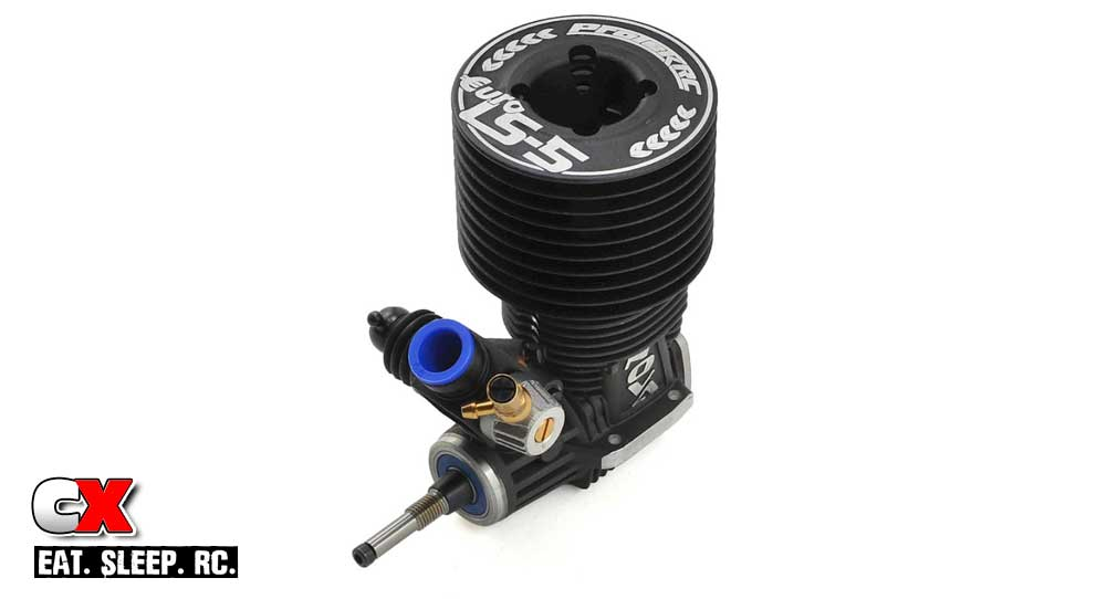 ProTek RC Euro LS-5 .21 Racing Engine