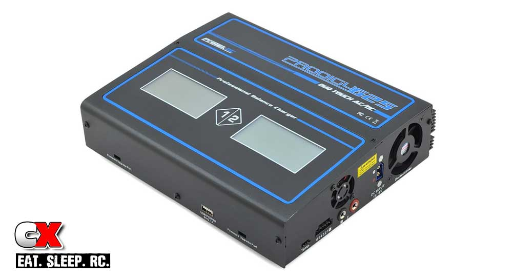 ProTek RC Prodigy 625 DUO Touch AC/DC Battery Charger