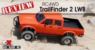 Review: RC4WD TrailFinder 2 LWB Trail Truck