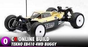 Tekno EB410 4WD Buggy Build