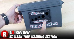 Review: EZ Clean Tire Washing Station | CompetitionX