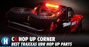 Hop Up Corner: Traxxas Unlimited Desert Racer | CompetitionX