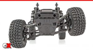 Element RC Independent Front Suspension (IFS) for the Enduro | CompetitionX