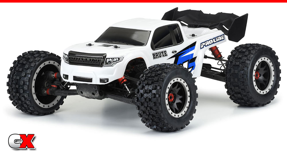 Pro-Line Parts - Ford F-100 Race Truck, Badlands MX28, Trencher LP, Jeep Wrangler JL Unlimited Rubicon, Raid Wheels | CompetitionX