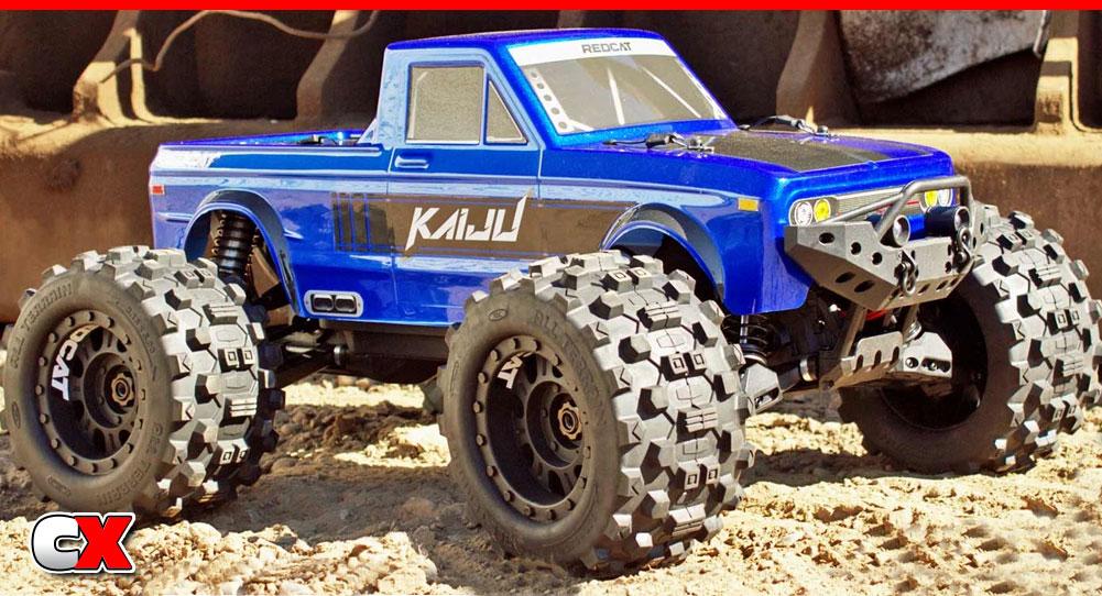 Redcat Racing Kaiju   CompetitionX