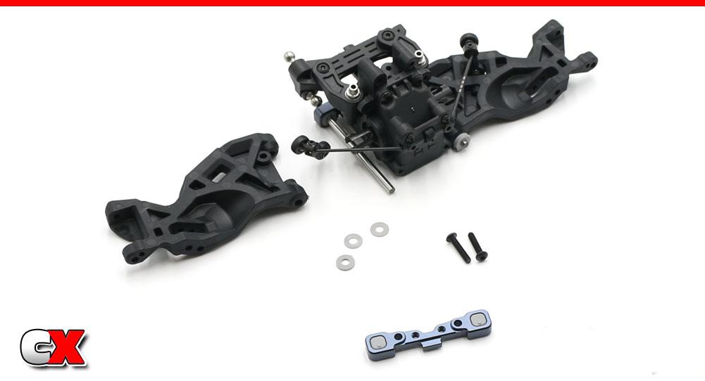 Tekno RC EB410.2 4WD Buggy Build Part 5 – Front Suspension   CompetitionX