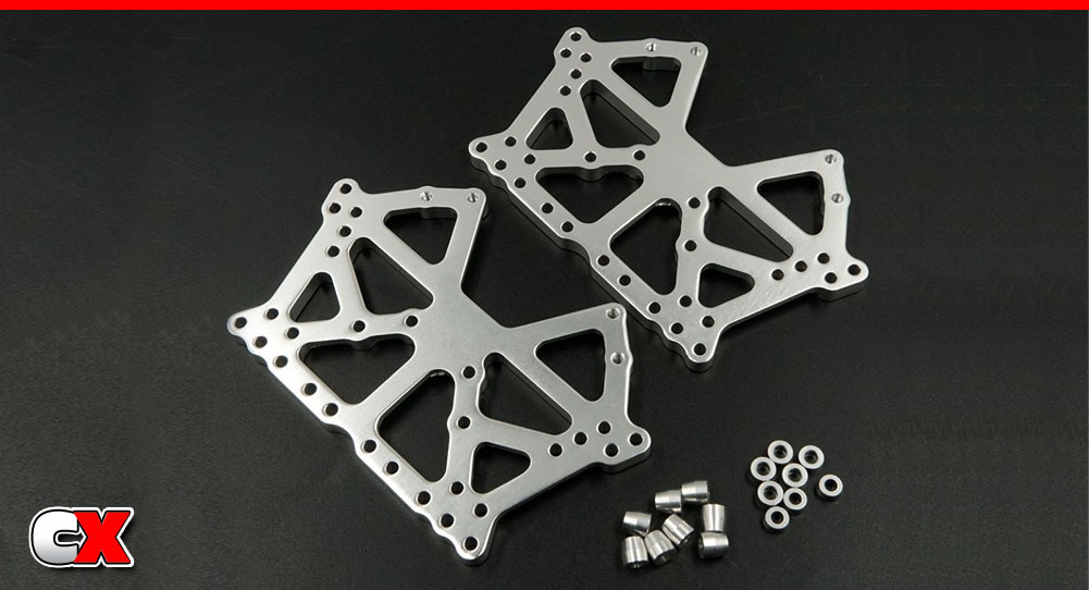Xtra Speed Aluminum Parts for the Tamiya CR-01   CompetitionX