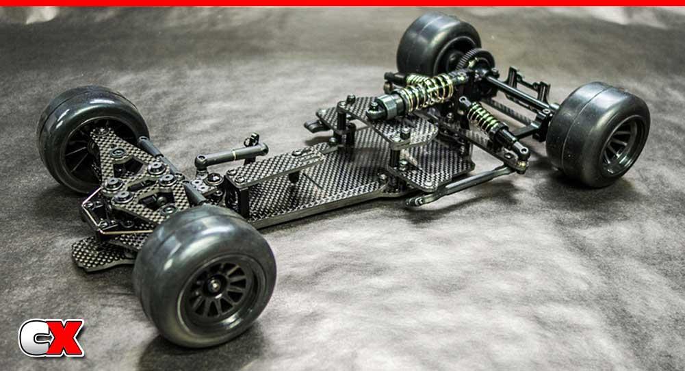 Carisma CRF-1 PRO Formula 1 Car | CompetitionX