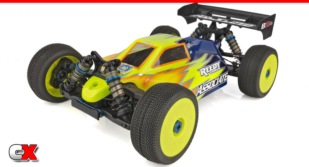 Team Associated RC8B3.2e 1/8 Scale Electric Buggy Kit | CompetitionX