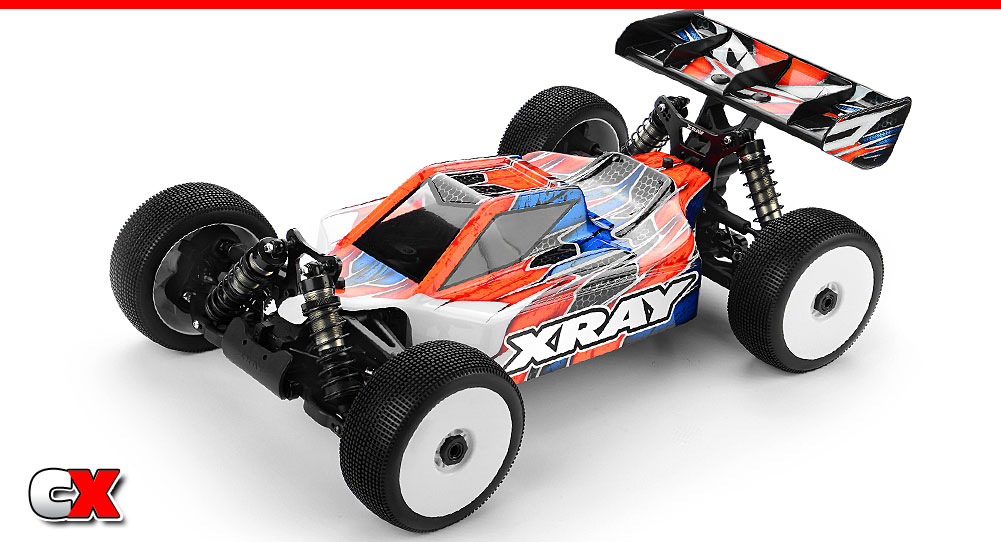 XRay XB8E 2020 1/8 Scale Buggy Kit | CompetitionX