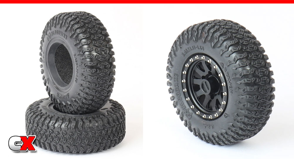 Pitbull RC Braven Bloodaxe 1.55 Scale Tires   CompetitionX