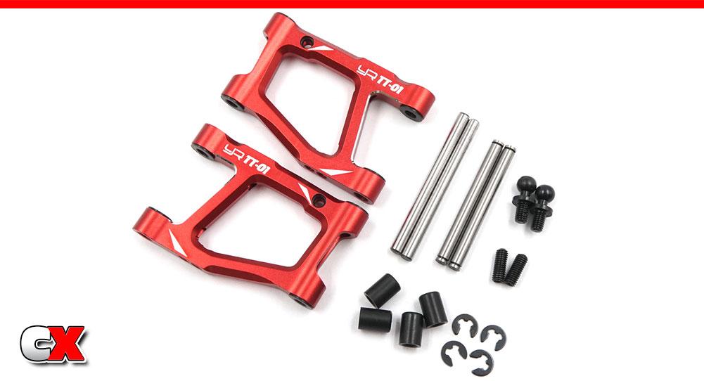 Yeah Racing Aluminum Parts - Tamiya TT-01E   CompetitionX