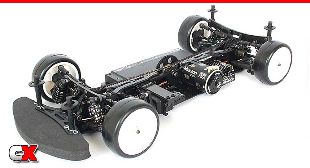 ARC RC R12 1/10 Scale Touring Car | CompetitionX