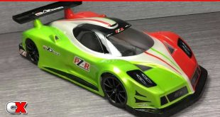 EVO RACE Factory PZR Touring Car Body   CompetitionX