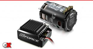GForce Hobby TS90A 10.5T Drift Max Combo   CompetitionX