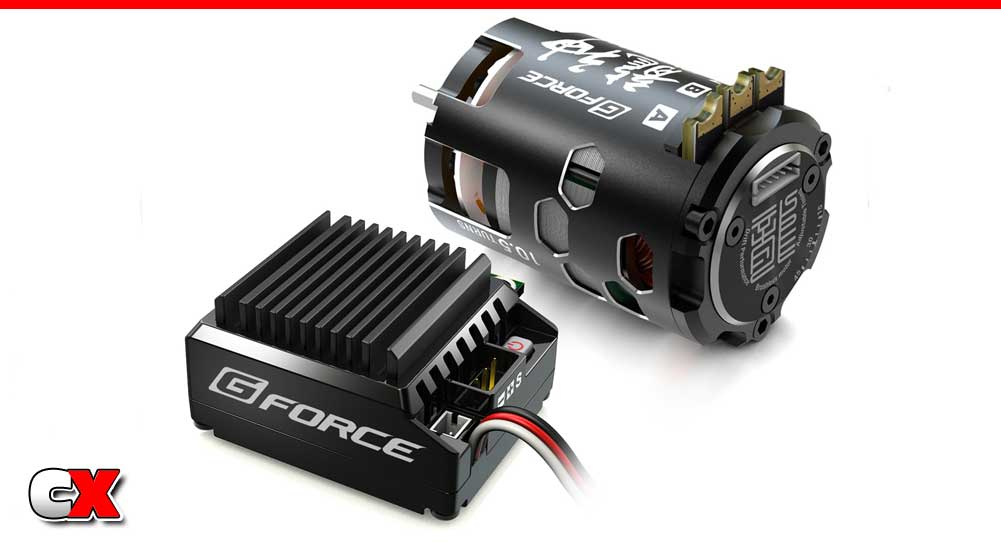 GForce Hobby TS90A 10.5T Drift Max Combo | CompetitionX